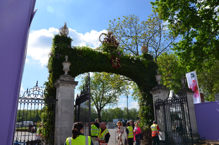 'Living gateway' into chelsea, which we helped with