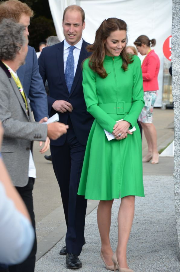 Harry William and kate