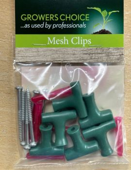 Taylors Clematis:  Mesh Clips x6